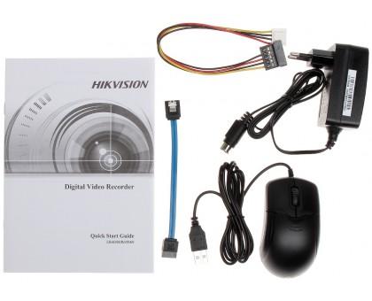 8-канальный Turbo HD AcuSense видеорегистратор Hikvision iDS-7208HQHI-K1/4S