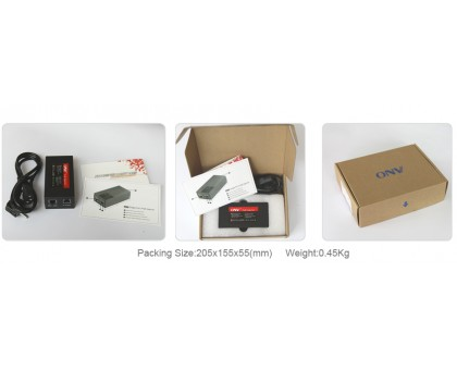 PoE инжектор ONV PSE1101AC