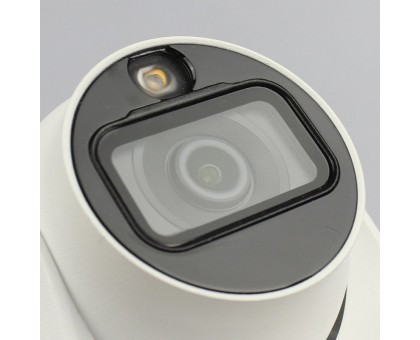 2Mп IP видеокамера c LED подсветкой Dahua DH-IPC-HDW1239T1P-LED-S4 (2.8 ММ)