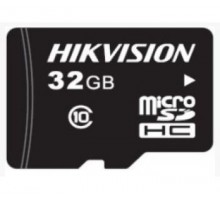 Флеш-карта micro SD Hikvision HS-TF-L2I/32G