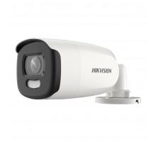5 Мп ColorVu Turbo HD видеокамера Hikvision DS-2CE12HFT-F (2.8 мм)