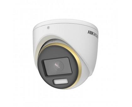 2 MP ColorVu камера Hikvision DS-2CE70DF3T-MFS (2.8 MM)