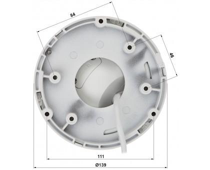 4 Мп AcuSense IP видеокамера со стробоскопом и звуковым предупреждением Hikvision DS-2CD2346G2-ISU/SL (2.8 mm)