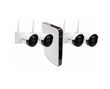 2MP IP беспроводной комплект для видеонаблюдения Balter 2MP WiFi KIT