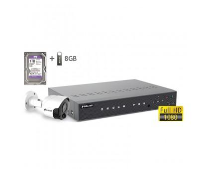 2MP АHD комплект для видеонаблюдения BALTER KIT 2MP 1Bullet