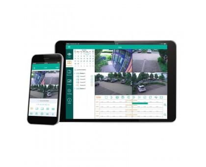 5MP АHD комплект для видеонаблюдения BALTER KIT 5MP 3Bullet