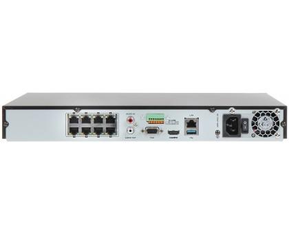 8-канальный NVR c 8 PoE каналами Hikvision DS-7608NI-K2/8P