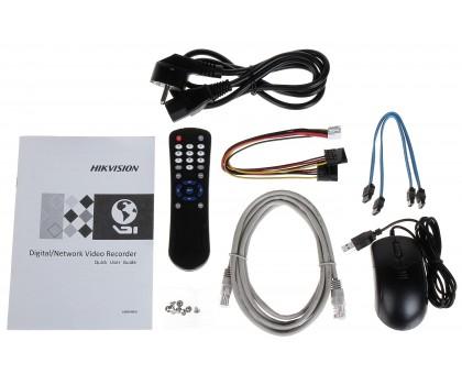 16-канальный 4K сетевой видеорегистратор Hikvision DS-7616NI-I2/16P