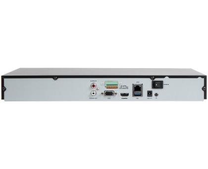 16-канальный 4K сетевой видеорегистратор Hikvision DS-7616NI-I2