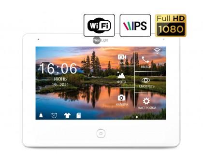 Цветной видеодомофон NeoLight Alpha HD WF