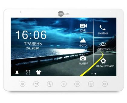 Цветной видеодомофон NeoLight Gamma HD