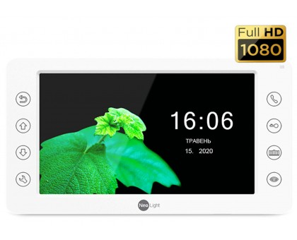 Цветной видеодомофон NeoLight Kappa HD