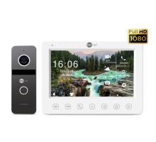 Комплект Full HD видеодомофона NeoLight NeoKit FHD PRO