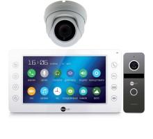 Комплект видеодомофона Neolight Kappa+ / Neolight Solo / и камера