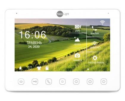Цветной видеодомофон NeoLight Omega+ HD WF
