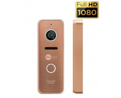 Комплект видеодомофона NeoLight Alpha HD и NeoLight Prime FHD (bronze,silver,black)