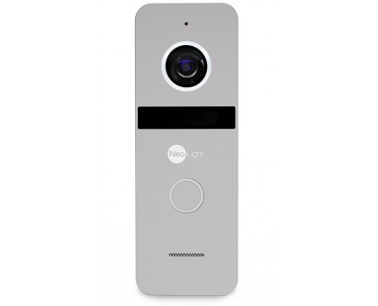 Комплект видеодомофона NeoLight Tetta+ / NeoLight Solo (graphite,silver)