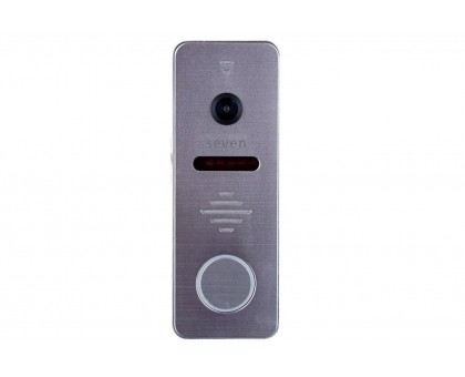 Комплект Full HD видеодомофона NeoLight Omega+ HD WF (grey,silver,black)