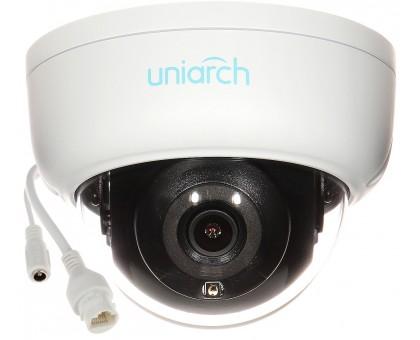 2Мп IP видеокамера Uniarch IPC-D112-PF28 (2.8 мм)