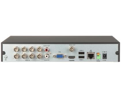 4-канальный регистратор Uniarch XVR-108-Q