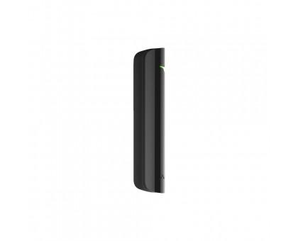 Беспроводной датчик открытия двери/окна с сенсором удара и наклона Ajax DoorProtect Plus черный
