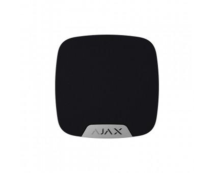 Беспроводная комнатная сирена Ajax HomeSiren черная
