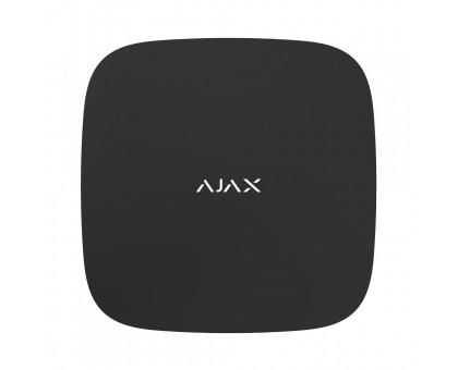 Интеллектуальная централь Ajax Hub чёрная